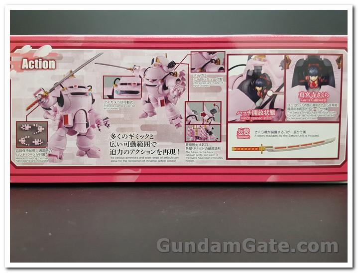 Mở hộp HG Koubu Kai Sakura và Ichiro năm 2020 2