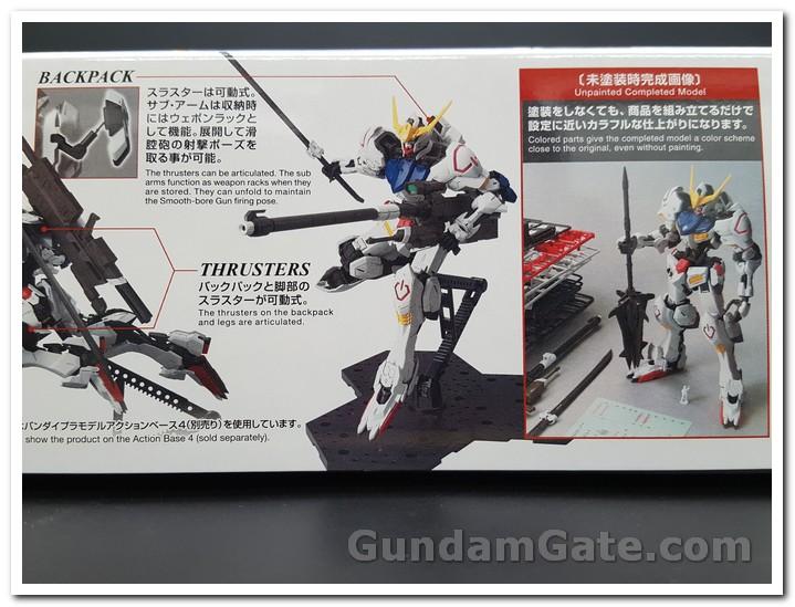 MG Gundam Barbatos đập hộp bộ kit mong chờ nhất 1