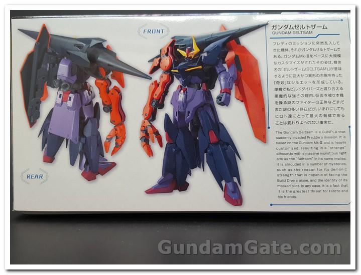 HGBD R Gundam Seltzam