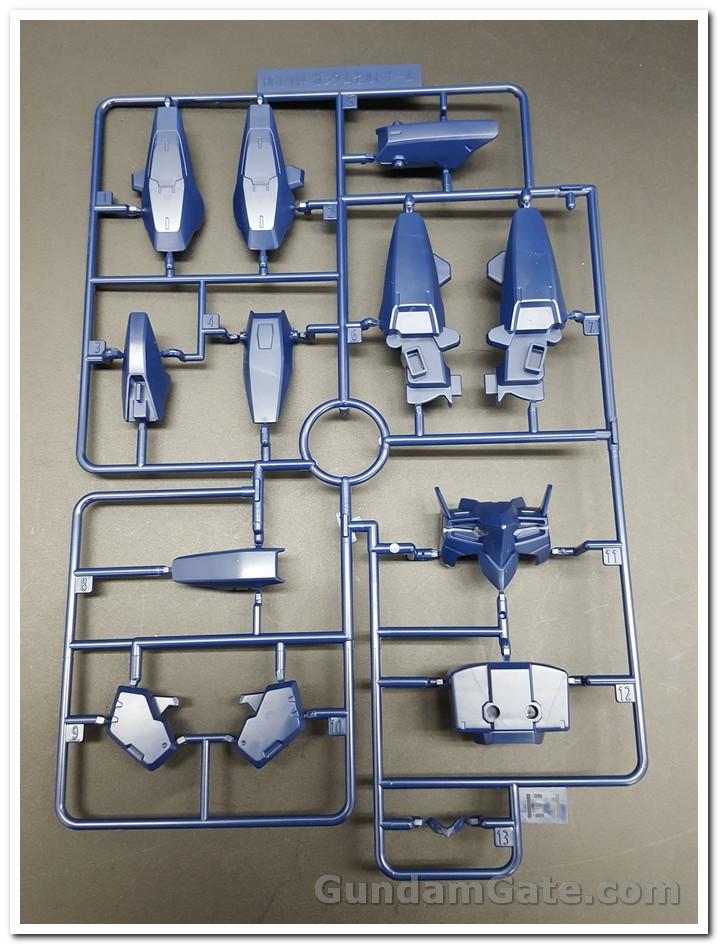 HGBD R Gundam Seltzam unboxing 6