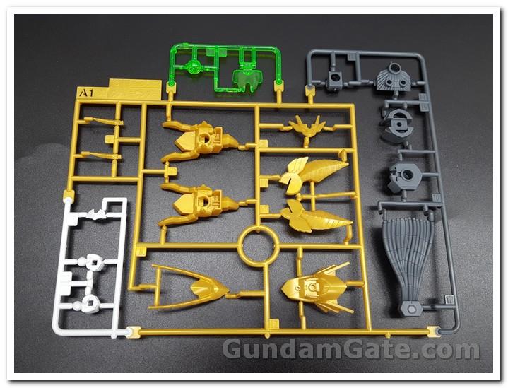 runner của SD Gundam Valkylander