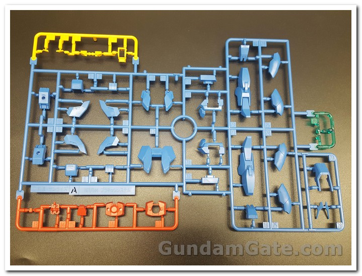 HDBD-R Earthree Gundam runners
