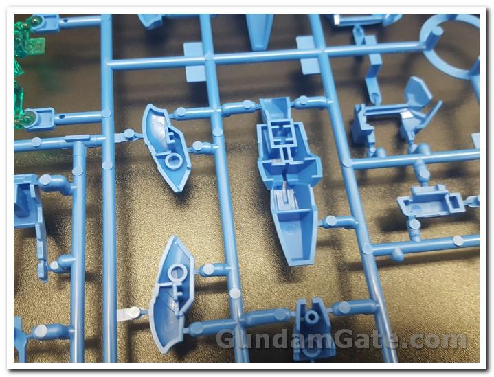 Khui hộp HDBD-R Earthree Gundam 3