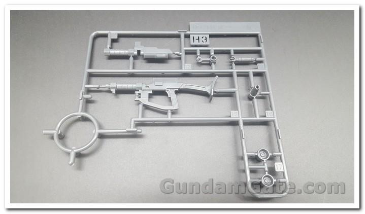 HG Zaku II Type C6-R6 có gì trong hộp ? 12