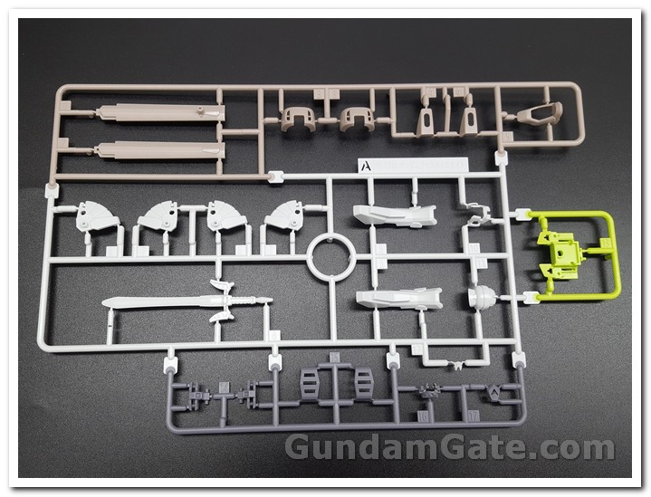 HDBD-R Gundam Justice Knight runner A
