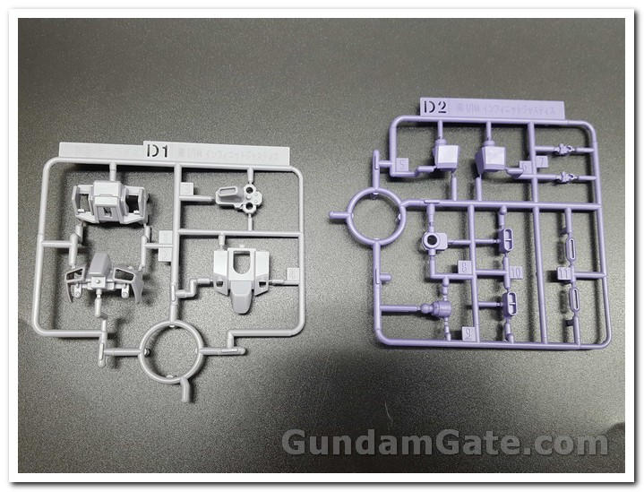 Mở hộp HDBD-R Gundam Justice Knight 6