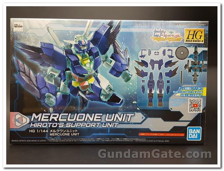 hộp HGBD:R Mercuone Unit