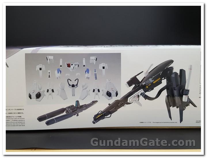 MG FAZZ Ver Ka đập hộp siêu to khổng lồ 1