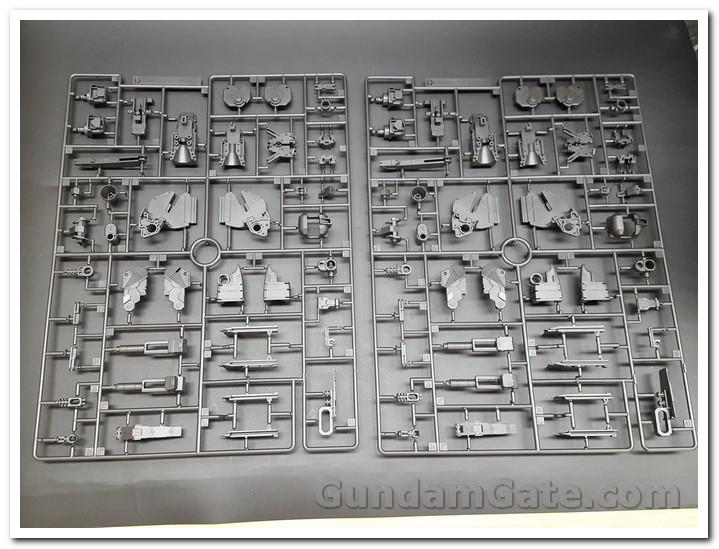 MG FAZZ Ver Ka đập hộp siêu to khổng lồ 5