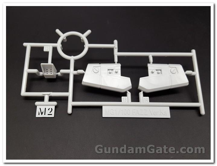 MG FAZZ Ver Ka đập hộp siêu to khổng lồ 18