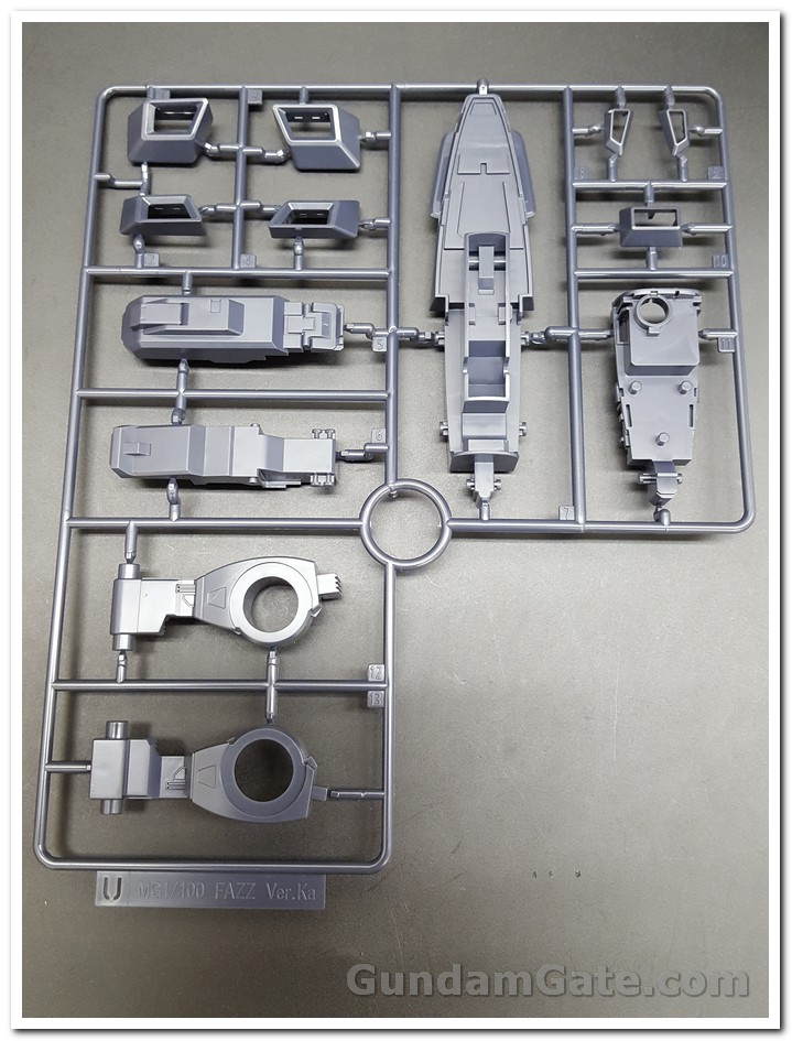 MG FAZZ Ver Ka đập hộp siêu to khổng lồ 30