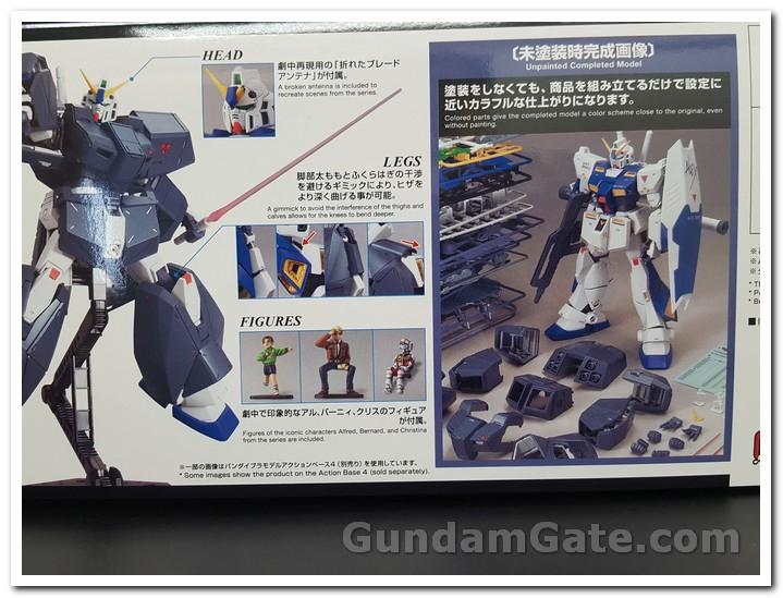 Khui hộp 1/100 MG Gundam NT-1 Ver.2.0 1