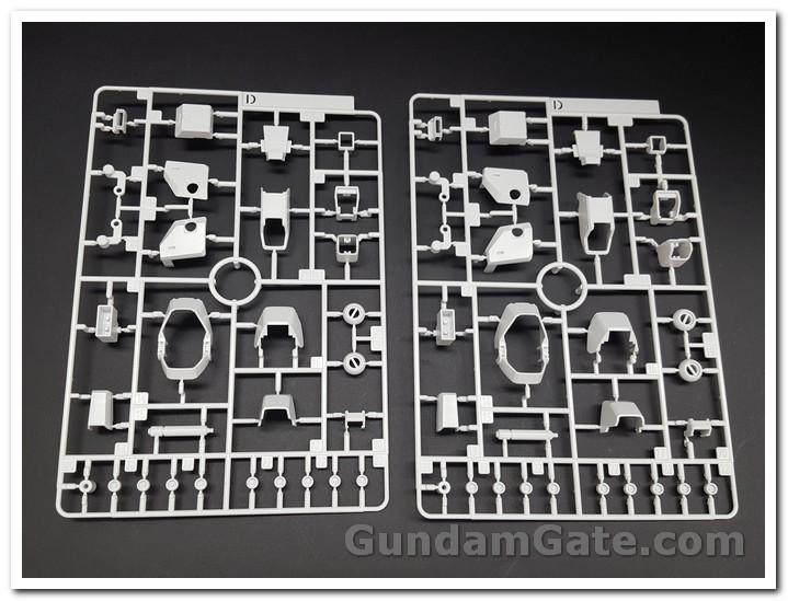 Khui hộp 1/100 MG Gundam NT-1 Ver.2.0 5