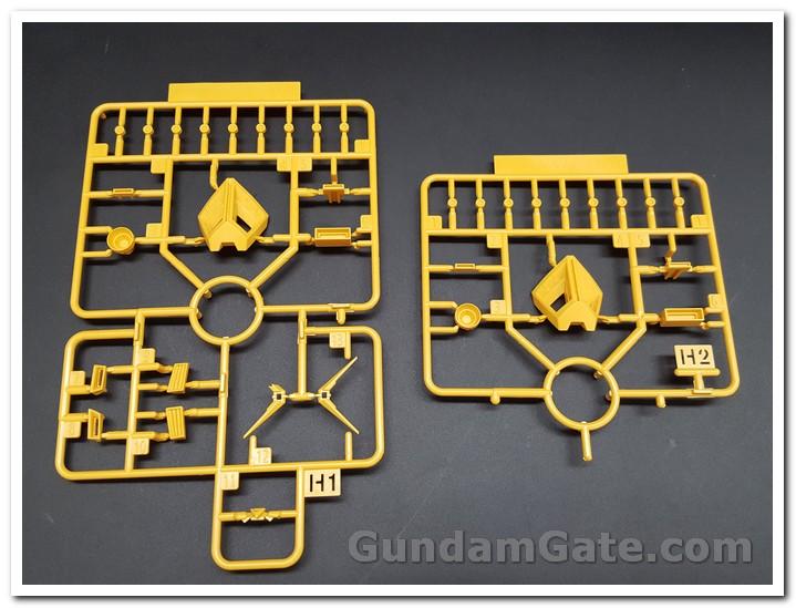 Khui hộp 1/100 MG Gundam NT-1 Ver.2.0 9