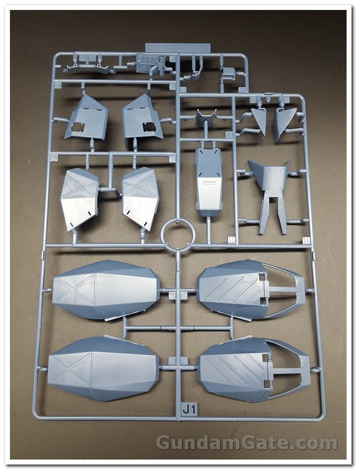 Khui hộp 1/100 MG Gundam NT-1 Ver.2.0 11
