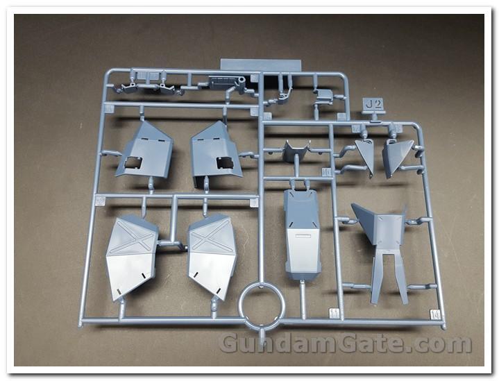 Khui hộp 1/100 MG Gundam NT-1 Ver.2.0 12