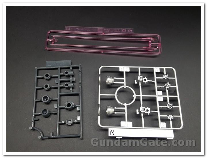 Khui hộp 1/100 MG Gundam NT-1 Ver.2.0 17