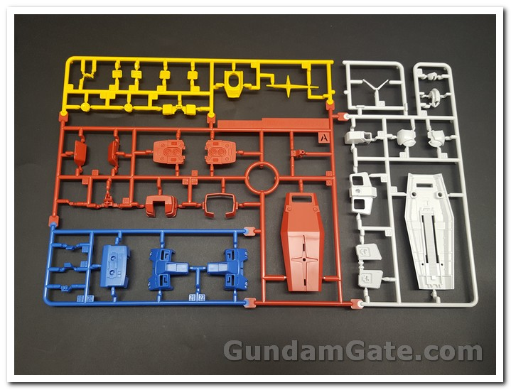 HG RX-78-02 Gundam runners