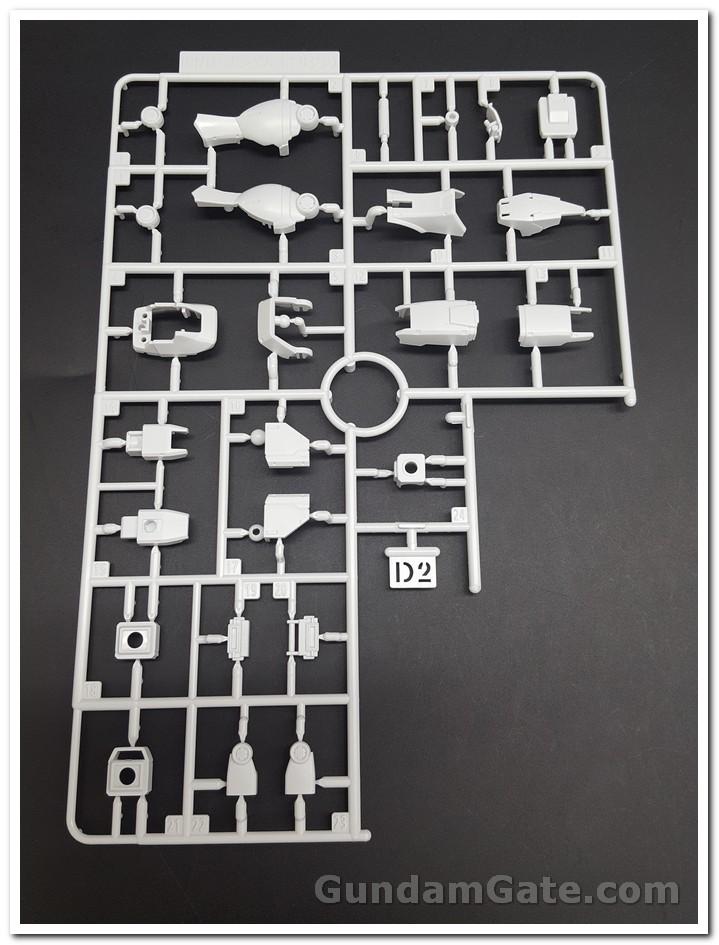 Khui hộp HG RX-78-02 Gundam (The Origin) 6
