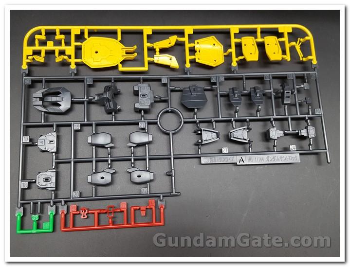 Runner của HGAC Gundam Sandrock
