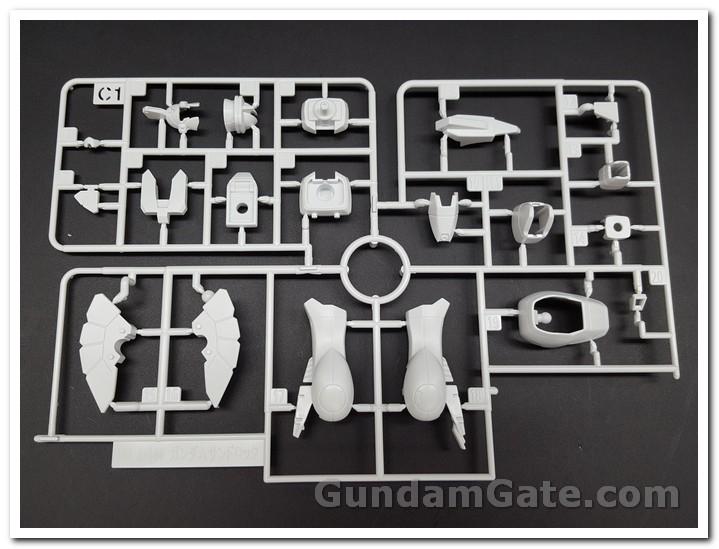 Đập hộp HGAC Gundam Sandrock 4