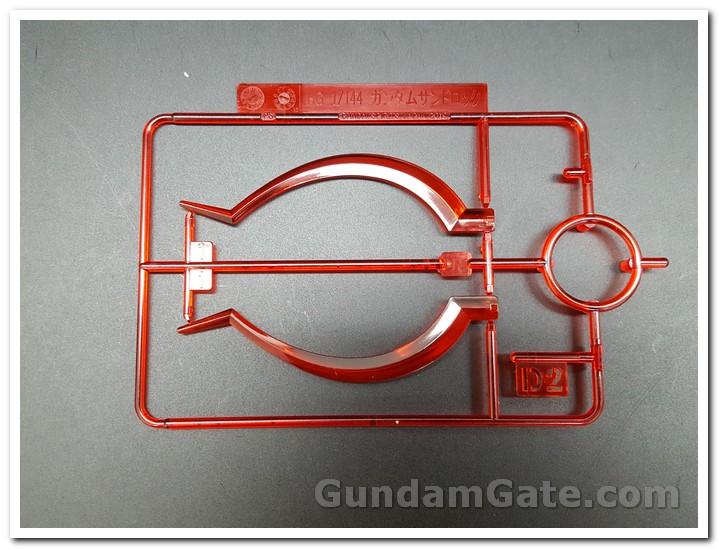 Đập hộp HGAC Gundam Sandrock 7