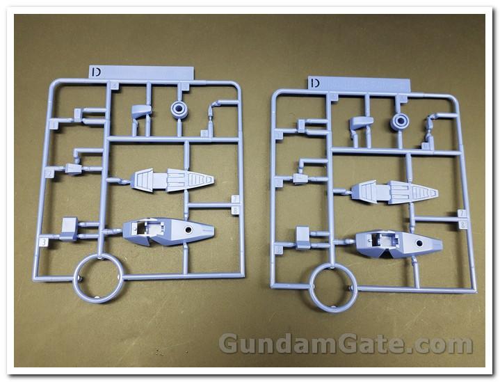 Mở hộp HGBD: R Gundam Tertium 6