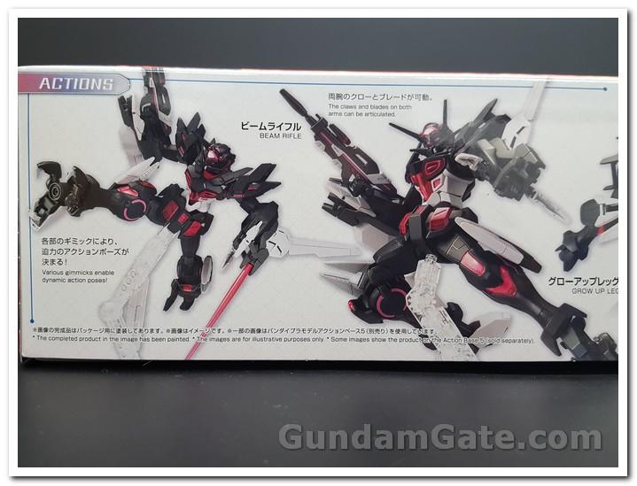 Cùng mở hộp HGBD R Gundam G-Else 2