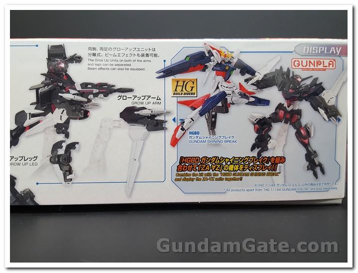 Cùng mở hộp HGBD R Gundam G-Else 3