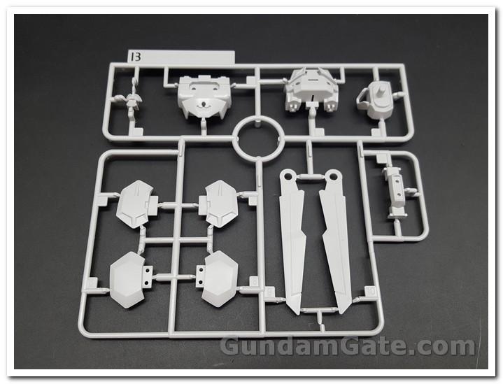 Cùng mở hộp HGBD R Gundam G-Else 6