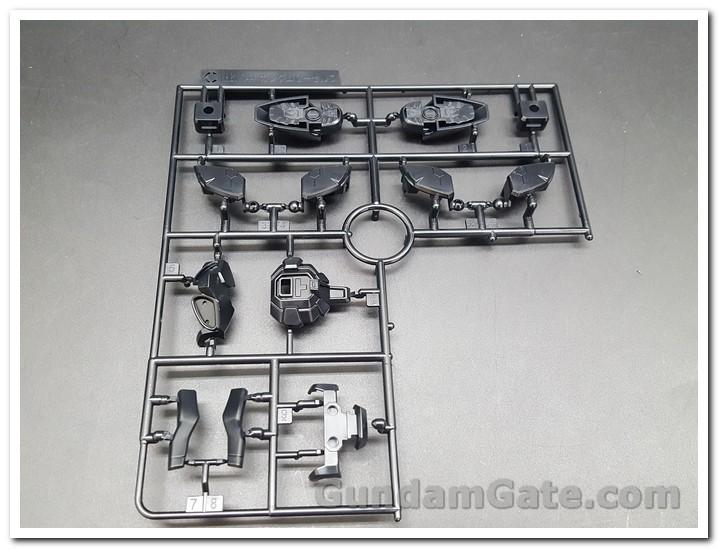 Cùng mở hộp HGBD R Gundam G-Else 7