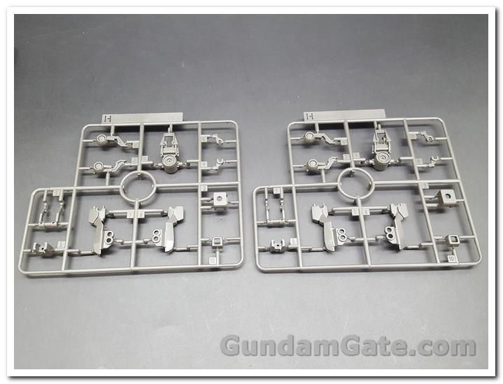 Cùng mở hộp HGBD R Gundam G-Else 12