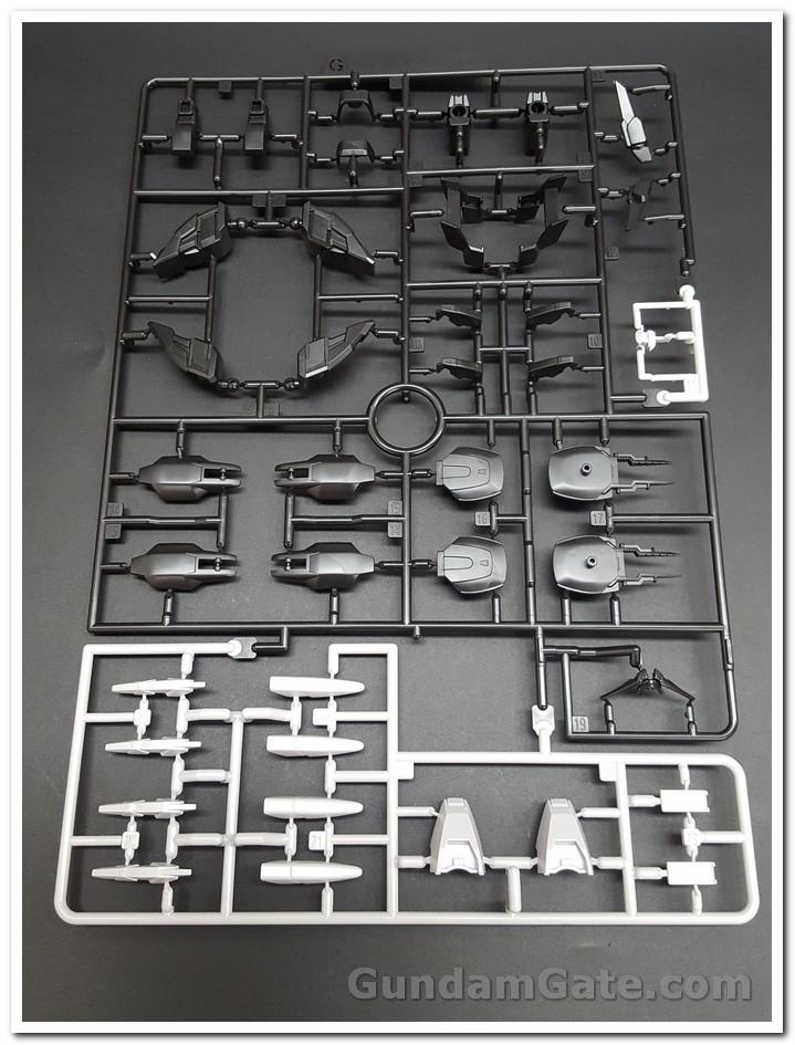Cùng mở hộp HGBD R Gundam G-Else 11