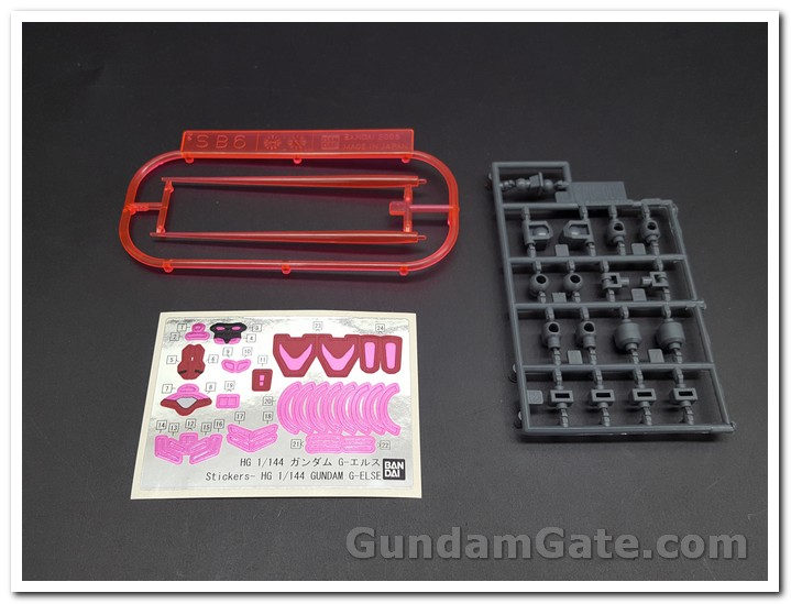 Cùng mở hộp HGBD R Gundam G-Else 13