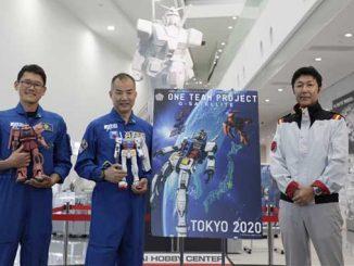 Dự án gắn Gunpla lên vệ tinh của Bandai năm 2020 14