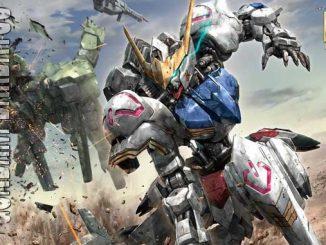MG Gundam Barbatos đập hộp bộ kit mong chờ nhất 7