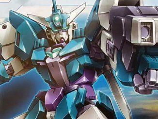 Mở hộp Core Gundam G3 và Veetwo Unit 8