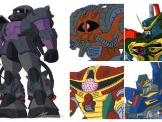 Nhập môn gundam - Sự đang dạng của các Mobile Suit Gundam 3