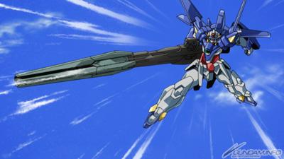 Nâng cấp trang bị cho các Gundam đặc biệt là vũ khí
