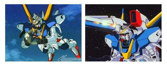 Nâng cấp trang bị cho các Gundam như thế nào 1