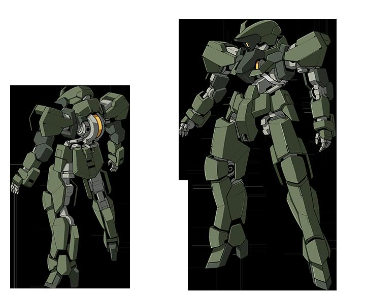 Nguyên mẫu Gundam GRAZE 2