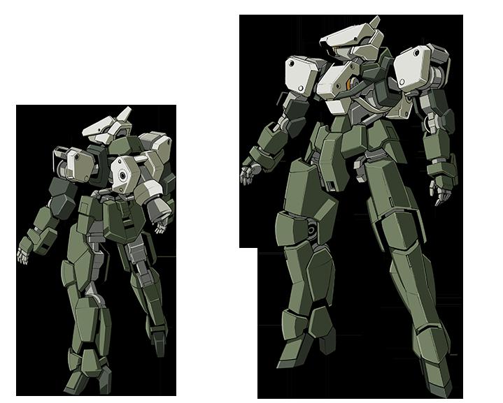 Nguyên mẫu Gundam GRAZE 3