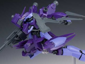 5 Nguyên mẫu Gundam GRAZE nâng cấp (phiên bản cho chỉ huy) 4