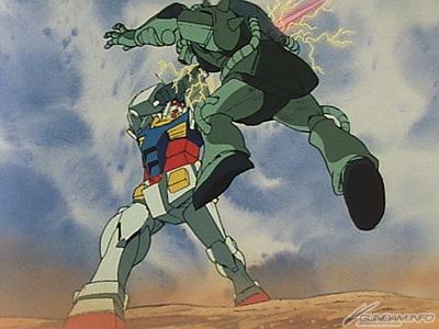 Nhập môn Gundam - Mobile Suit