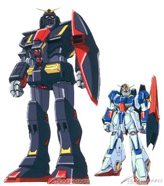 Nhập môn Gundam - Mobile armors