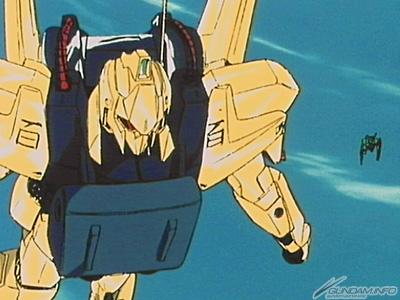 quá trình nghiên cứu và phát triển Gundam Hyaku-Shiki