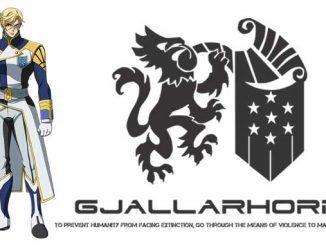 6 nhân vật chủ chốt của tập đoàn quân sự hùng mạnh Gjallarhorn 4