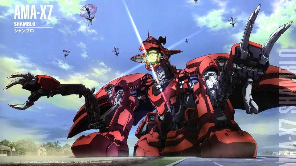 Các thuật ngữ Gundam và Gunpla thông dụng bạn nên biết 2