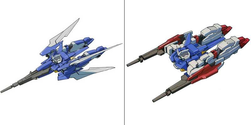 trạng thái strider và AGE-2 Double Bullet