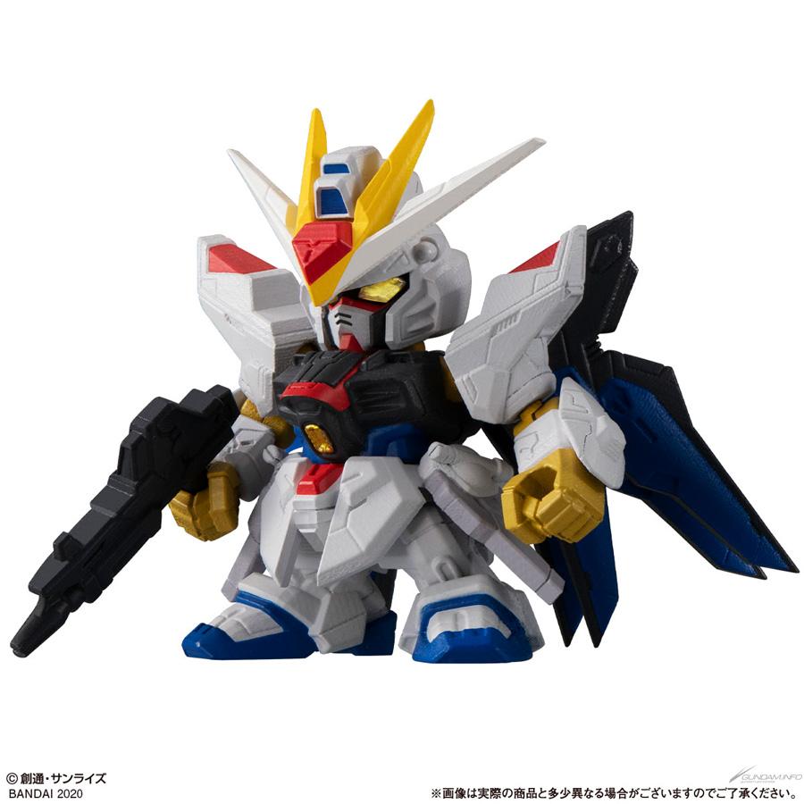 Tin tức Gundam: MS Gundam Gashapon Senshi Forte 11 mở bán tháng 4 2